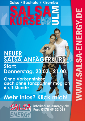 Salsa Energy Ulm